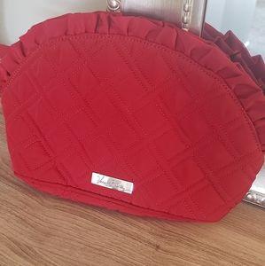 Vera Bradley: Large Ruffle Cosmetic Bag